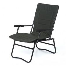 Кресло для рыбалки и отдыха с подлокотниками Белый Амур ТМ Vitan