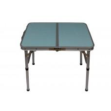Раскладной стол PC1660 с голубой столешней
