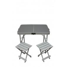 Комплект стол и 2 стула ТА-200 80*60см