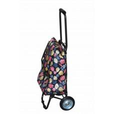 Хозяйственная сумка-тележка, кравчучка, сумка для покупок