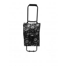 Хозяйственная сумка на колесиках металлический каркас