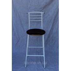 Барный стул Marco с круглым сиденьем вишня-малага