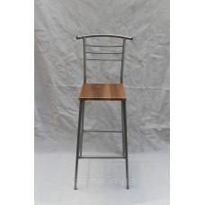 Барное кресло со спинкой