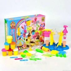 Игровой набор масса для лепки Замок сладостей 7225 Fun Game