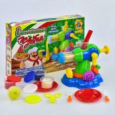 Пластилин тесто для лепки 7346 Итальянская кухня Fun Game
