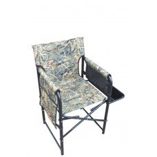 """Кресло стул складное раскладное """"Режиссер"""" с фанерной полкой для рыбалки сада дома туризма"""