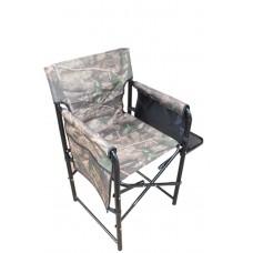 Кресло складное со столиком и карманами Дубок d25