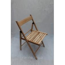Стул деревянный складной буковый