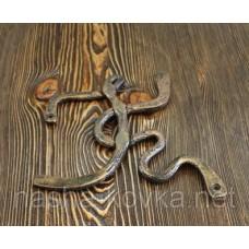 Кованые буквы ручной работы