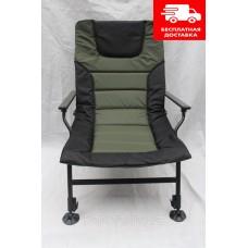 Карповое кресло Ranger Wide Carp SL-105 с регулируемыми ножками