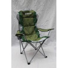 Кресло складное Ranger SL 750 с подлокотниками